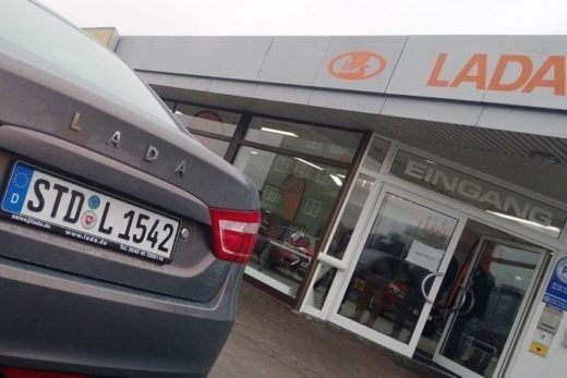 2835e7c9a3aad3ead1563488c651b22a 520x347 - Европейские продажи LADA в 2019 году снизились на 4%