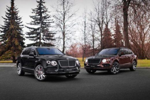33134a5c6afe564bf0c9cc14c63ddaa7 520x347 - Bentley Bentayga получил две новых версии в России