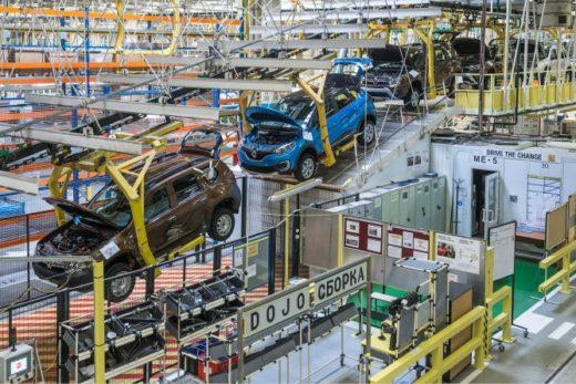 50038305f5597b668df56ee6de1d7c12 520x347 - Московский завод Renault уходит на зимние каникулы