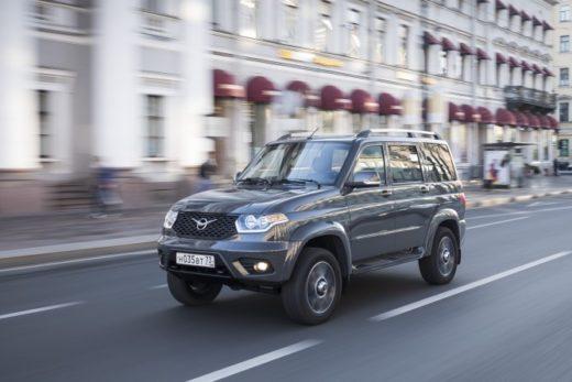 54c37b09fd4c6406d178e39860ed5de7 520x347 - «Русский Prado» от УАЗа получит новую коробку передач