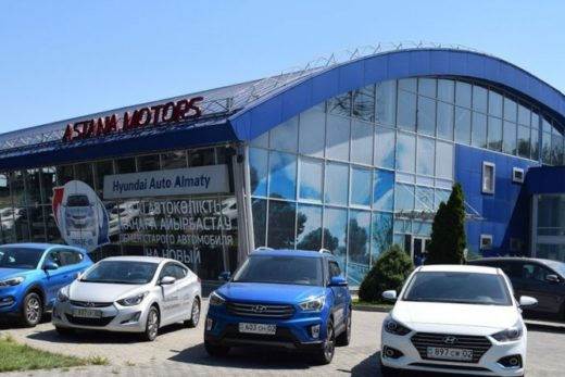 569326157fec55935a399e7cef8622db 520x347 - Казахстанский авторынок в ноябре вырос на 29%