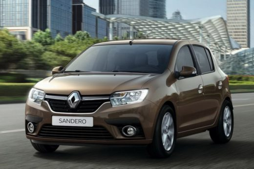 6a5f6065b305f80838fbe0554a6b6290 520x347 - Минимальная цена Renault Sandero за два года выросла на 78 тысяч рублей