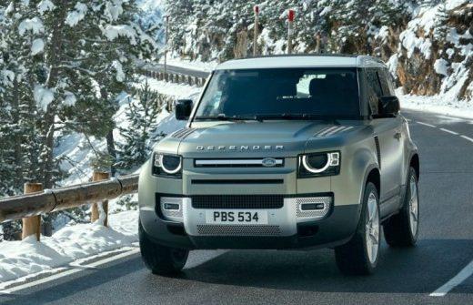 6f6af4b0b95e0d5551f0e3eef50736bc 520x335 - Land Rover выпустит бюджетный внедорожник и роскошный Defender