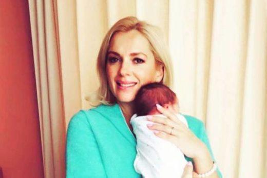 713dbe0e19dfc7fea9901d4968c2d5a6 520x347 - Мария Порошина опубликовала фото с новорожденным сыном