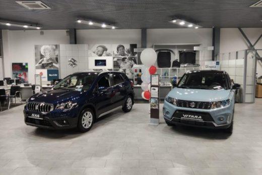 7863065e70fe54003c976880ba6108a7 520x347 - Suzuki открыла пятый автоцентр в Санкт-Петербурге