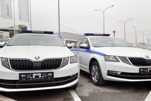 7f6597be3c0395b19cea0a30e314542a 520x347 - Автомобили Skoda Octavia поступили на службу в полицию Петербурга