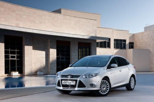 8371f65d306b7e22a78d688930bdc1ac 520x347 - Ford Focus в декабре стал самым популярным автомобилем с пробегом в России