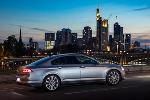 8aa0160608defe976fe38fbdc226348d 520x347 - Volkswagen представил новый Passat для российского рынка