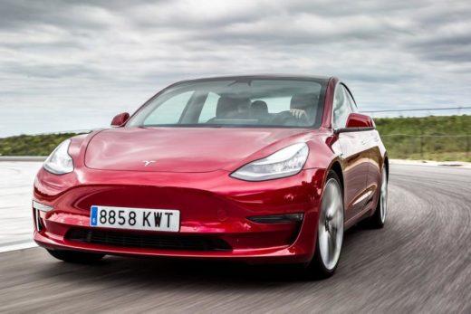 9633f7048c1c34fe5ef0663964a70126 520x347 - Tesla Model 3 вошел в тройку самых популярных автомобилей в Европе