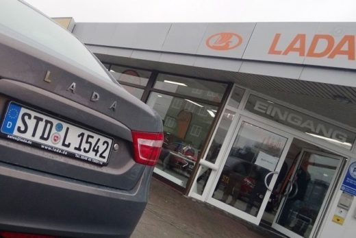 b6d0161be46010a4a3c4ac89453890d3 520x347 - Европейские продажи LADA в ноябре упали на 21%