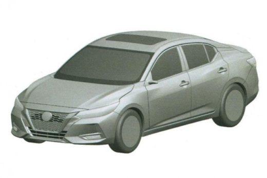 bddb0b7ee0180f0428bc923dfe9a14bb 520x347 - Nissan запатентовал в России седан Sentra нового поколения