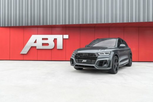 d7d78510a5b726088f11d8f6eba1ab8f 520x347 - Audi представила в России эксклюзивную серию Q5 ABT Edition