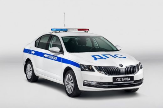 febc037811a4c6a39488d4c5d957c01e 520x347 - Skoda передала полиции 3870 патрульных автомобилей на базе Octavia