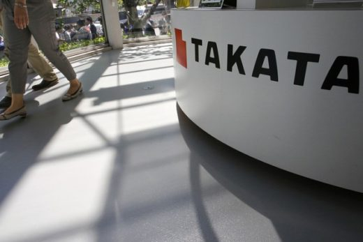 00a33691e5bb56e049b594bad445b89b 520x347 - Takata выплатит 1 млрд долларов из-за дефектов подушек безопасности