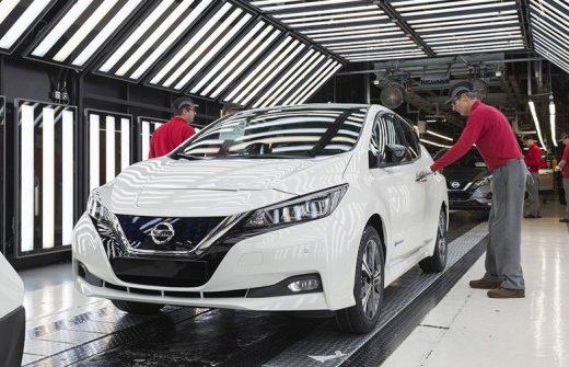 0303bb5866f3453302906f98604a6912 520x335 - В Европе начался выпуск Nissan Leaf нового поколения