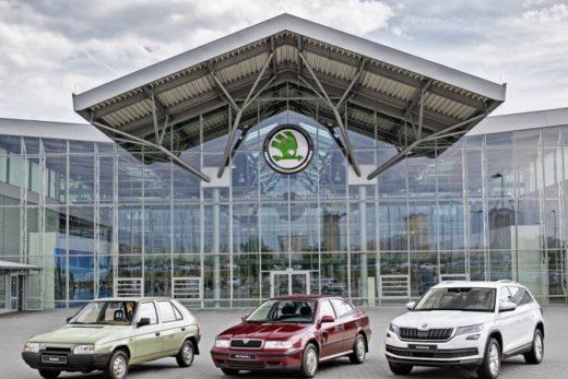 032dadf3a40aa0f234acb133ce427806 520x347 - Skoda выпустила 15-миллионный автомобиль в составе Volkswagen Group