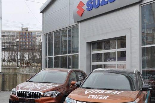 03808b66651b5acfc941e083904fcda1 520x347 - Suzuki открыла новый дилерский центр в Мурманске