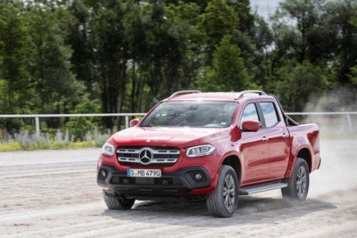 03dcd86eb247fd260b463fda261c9d91 520x347 - Mercedes-Benz привезет в Россию флагманскую версию пикапа X-Класс