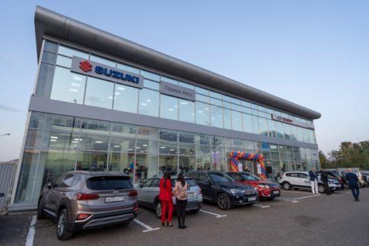 041e6a13fe4ea5d55cf8cc050689922a 520x347 - Suzuki открыла новый дилерский центр в Казани