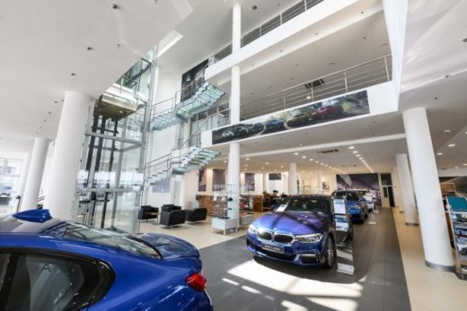 05d81aebd253217cfe183ff9f716a756 520x347 - BMW открыл новый дилерский центр на юге Москвы