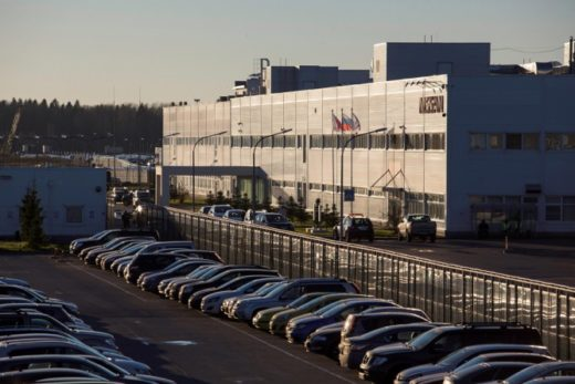 0668788848612673e51404e06cde753e 520x347 - Nissan может запустить производство новой модели в России
