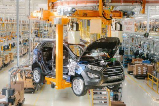 06cf6ae3fbf215d1f58ae08cee1966a1 520x347 - Выпуск легковых машин в июне вырос на 15%