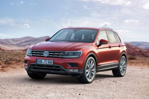 07b0dd0e2e276e2247821333af4ca5ed 520x347 - Минимальная цена Volkswagen Tiguan за последние два года выросла на 150 тысяч рублей