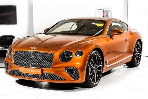 0827857bde050aa0c10337146d3d35fa 520x347 - Новый Bentley Continental GT доступен у российских дилеров