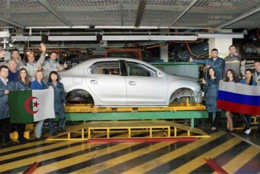 09332e9607847a375d9d47cdfe66d12b 520x347 - Renault поставила в Алжир 10-тысячный кузов российского производства