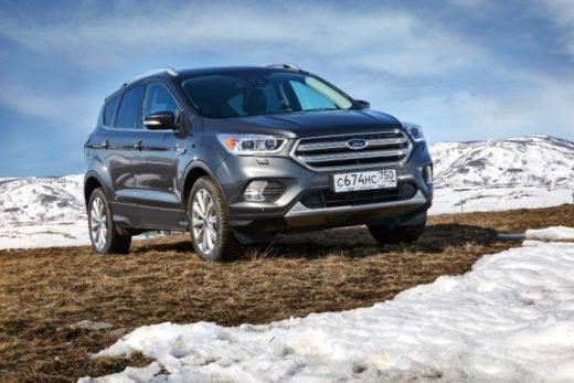 0935e407da11053c9587955bea5fac9c 520x347 - В России выпущен 50-тысячный кроссовер Ford Kuga
