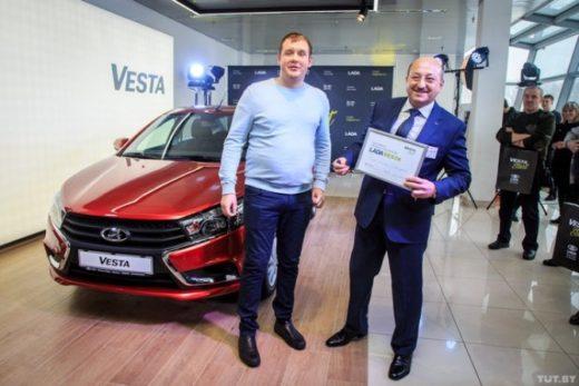 0a020a1397d8ad89b5386f7653da2c2d 520x347 - В Беларуси начались продажи LADA Vesta