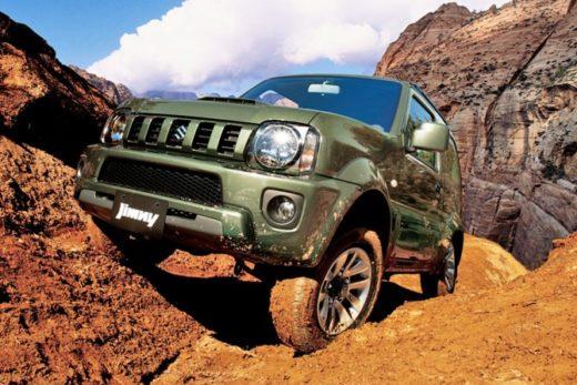 0a026a13880f3c74fc5968d2e07e95ff 520x347 - Suzuki завершила выпуск внедорожника Jimny