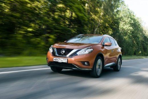 0a58980f2d37df116be4a84cc5464221 520x347 - Новый Nissan Murano успешно стартовал на российском рынке