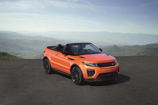 0ba933b7403f51778f1a70fd7345fd21 520x347 - Кабриолет Land Rover Evoque привезут в июле