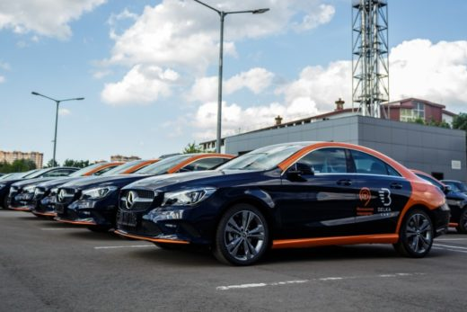 0bcc2825704ea06a007e3aa2f72c28a4 520x347 - Каршеринговая компания BelkaСar закупит 200 автомобилей Mercedes-Benz CLA