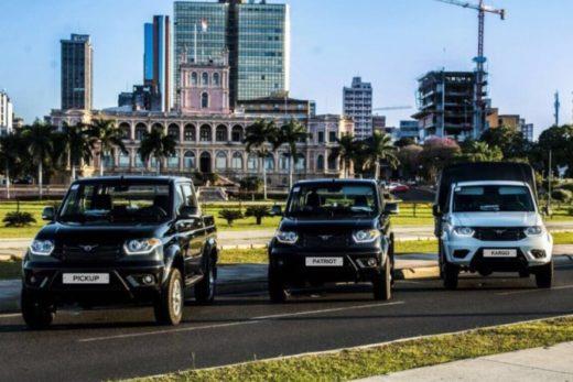 0bd83727eff1f9660c82af2625883259 520x347 - Экспорт автомобилей «УАЗ» увеличился в два раза