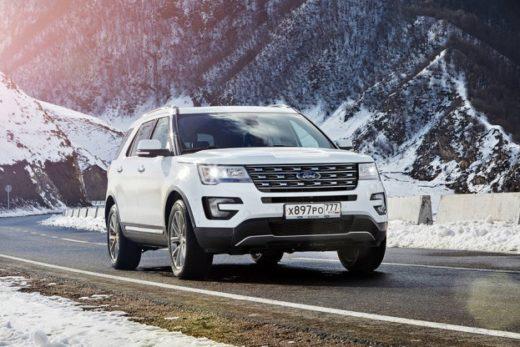 0cb1e32efe547c244274f0184d46d2d8 520x347 - Доля SUV в российских продажах Ford за последние 5 лет выросла до 50%