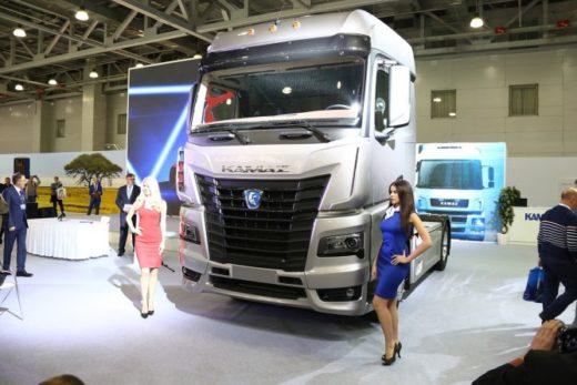 0dc3813bad2d29eefe06370cd16ae64f 520x347 - КАМАЗ начнет производство нового грузовика в 2019 году