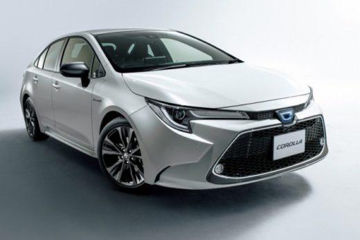 0e97d245f6f468607f48051a8c78e94d 520x347 - Toyota представила новую Corolla для японского рынка