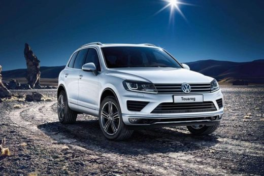0ef546a371748b6f98911291bf6f3f54 520x347 - Volkswagen поднял цены внедорожника Touareg на 30 тысяч рублей