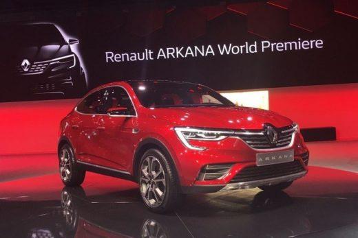 10cf7d57fa24e112823c423e4265b397 520x347 - Renault намерена увеличить долю в России с выходом купе-кроссовера Arkana