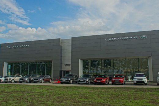 10e6fda616f81c273f5d75a417e47796 520x347 - Jaguar Land Rover открыл обновленный дилерский центр в Новосибирске
