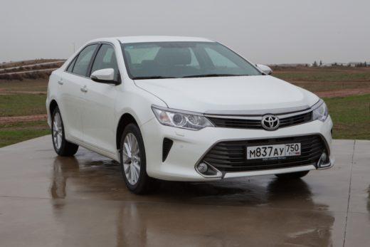 10ec1beeb48ce95141118cf867df65ac 520x347 - Toyota Camry остается лидером среди иномарок на рынке Северного Кавказа