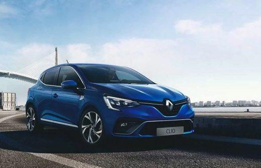 10f303128eb646e944188b5165f4b2a6 520x335 - Renault представила хэтчбек Clio нового поколения