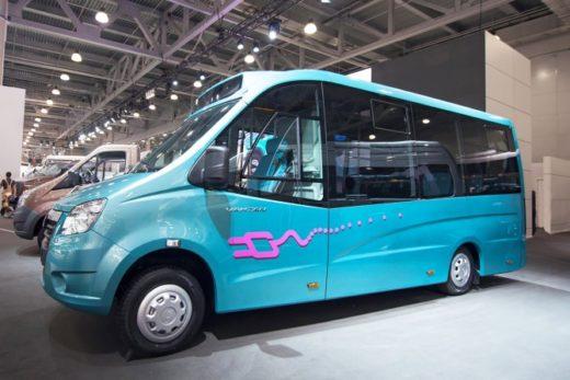 1318a72befeb3645c6211f996616a188 520x347 - «Группа ГАЗ» представила электрический микроавтобус «ГАЗель Next»