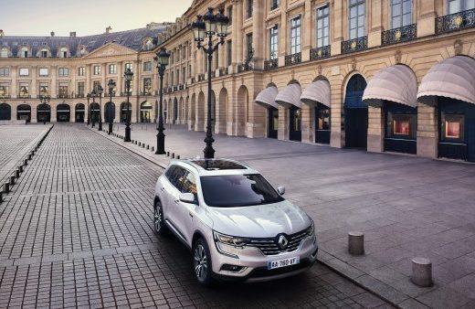 1540927ebcb66ce42df61e85eecd9720 520x338 - Новый Renault Koleos Initiale Paris появится в России в первой половине 2017 года