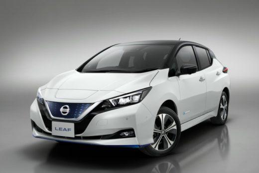 15a714bc9c8d2476900d29a57e246b90 520x347 - Nissan представил электромобиль Leaf с повышенной мощностью