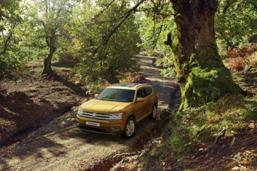 16ad364447f4b169e49d0cea8ec172ab 520x347 - Volkswagen анонсировал прием заказов на новый внедорожник Teramont