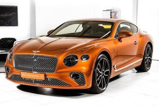 16ff9902cc66879b78e499fc649b56a5 520x347 - 145 автомобилей Bentley Continental GT попали под отзыв в России
