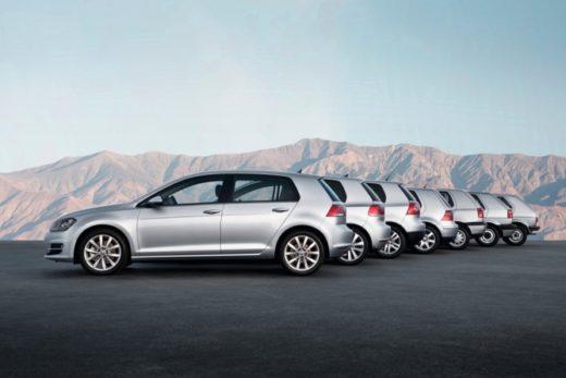 17958bf540e02feeffc6055dcfc0dcb3 520x347 - Volkswagen Golf отмечает 45-летний юбилей